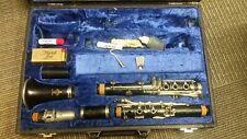 Clarinete Buffet Crampon R13, doble caso, Greenline Bell, C. Robert Scott barril
