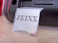 ZEISS METAL DECAL STICKER 20 CM