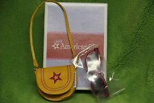 "American Girl 2013 ""Purse & Sunglasses Exclusive Collection"" - COMPLETE - NIB"
