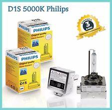 Coppia Philips D1S Lampade Xenon Hid 35W Bianco 5000K Per Fiat Ulysse 2002-2011