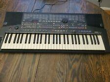 Yamaha PSR-510 Electronic Piano Keyboard pitch bend keyboard.