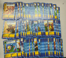 Huge Lot Of 250 1999 Digimon Card Game Cards- TCG - First Editions