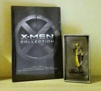 6 Dischi X-Men Collection Complete DVD + Action Figure Piombo Wolverine X Men