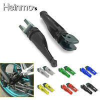 Motorcycle Rear Foot Pegs Passenger Footrests For Ducati Monster 659 695 696 796