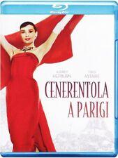 Cenerentola A Parigi (Blu Ray) Audrey Hepburn