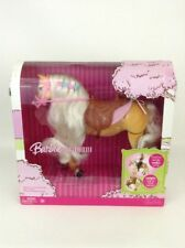 Barbie Horse 2006 Tawny J9488 Mattel Walks & Neighs SEALED w/ Sound & Movement