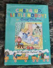 Vtg 1st Edition Noddy Book #20 Cheer Up, Little Noddy Enid Blyton HCDJ Beek B30