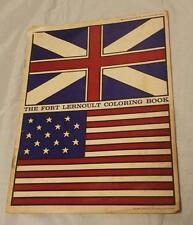 The Fort Lernoult Coloring Book - Detroit Bank & Trust - December, 1964