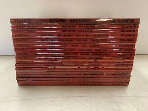 CROSSED COMPLETE TPB set 1 - 17 Paperback Avatar Press COMPLETE SERIES 17 Books