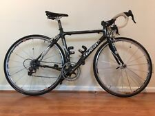 Willier Triestina Izoard carbon road bike, 52 cm, 10-speed Campy Record groupset