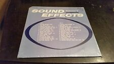 Sealed Sound Effects Volume 9 Vinyl Record LP -  DFS 7046 Audio Fidelity