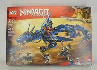 LEGO 70652 Ninjago Masters of Spinjitzu Storm Bringer Ninja Blue Dragon 493pc