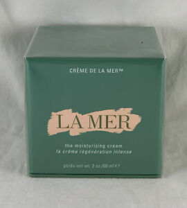 LA MER The Moisturizing Cream Creme De La Mer 2 Oz / 60mL NEW IN BOX SEALED