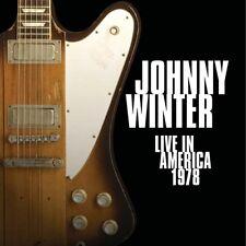 Johnny Winter - Live In America 1978 (PCRCD082)