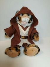 Build A Bear Plush Tiger with Luke Skywalker Outfit/Star Wars . BAB