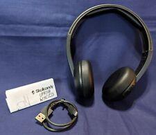 Skullcandy Uproar Wireless Black Bluetooth On-Ear Headphones w/Mic (Pre-Owned)