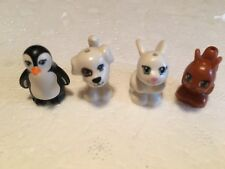 4 Lego Friends Tiere