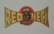 "OFFICIALLY LICENSED ED ""BIG DADDY"" ROTH RAT FINK RED NECK RAT HOTROD RACER PATCH"