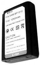 Battery for Samsung ED-BP1310/EP ED-BP1310 EDBP1310/EP