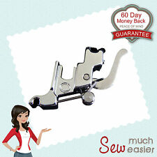 Low Shank Adaptor Snap-On Foot Adapter Janome Sewing Machine Brother Elna Singer