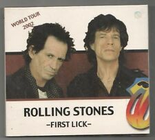 rolling stones - first lick 2 cd set   LIVE