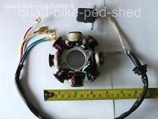 gy6 cg-125 152fmi 8 pole stator magneto Bashan  BS200S-3 & BS250S-11B QUAD BIKE