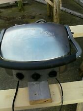 "Bella Cucina ""The Grill Griddle"" 4 in1 model #S-653 4 Function Grill And Presses"