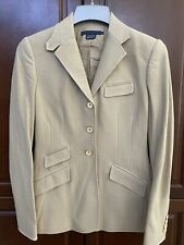 POLO by Ralph Lauren Women's Equestrian Blazer Jacket RT$398