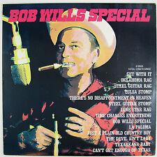BOB WILLS  Bob Wills Special LP (1981) (WESTERN SWING) NM- NM-