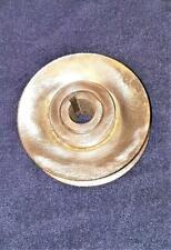 3 14 Od 916 Shaft V Belt Pully Adjustable Belt Width Brass