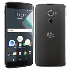 NEW BlackBerry DTEK60 BBA100-2 Earth Silver International Model No Warranty