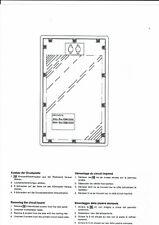 Grundig Service Manual  für Aktivbox XSM 2000 / 3000 mehrsprachig