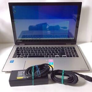 "Toshiba Satellite 15.6"" -  2-IN-1 - 1,000 GB HD - 8GB Ram - Core i7 - P55W-C E52"