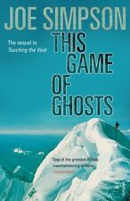 This Game of Ghosts, Joe Simpson | Paperback Book | 9780099380115 | NEW