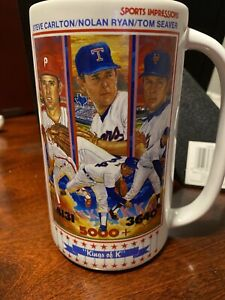 The Kings of K Sports Impression Mug # 00435/1,990 By Joseph Catalano COA