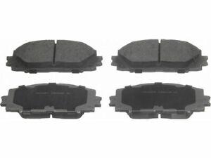 For 2012-2019 Toyota Prius C Brake Pad Set Front Wagner 98517BK 2016 2013 2014