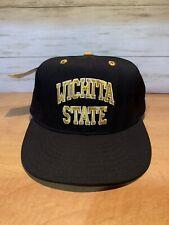 Rare Vintage Pro Line Wichita State Shockers Cap Hat Size 7 1/2 New USA MADE