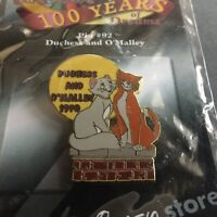 100 Years of Dreams #92 Duchess and O'Malley LE Retired Disney Pin 8503
