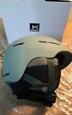 BURTON ANON Auburn ski Helmet womens  S. Large 52-55 Cm New Gray