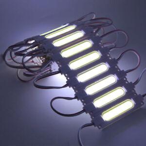 20/100/200Pcs COB Injection Led Module Light Strip Sign Backlight DC 12V