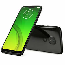 Motorola Moto G7 Power XT1955 4GB/64GB Dual Sim SIM FREE/ UNLOCKED - Black