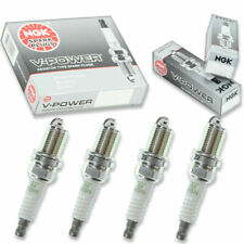 NGK V-Power Spark Plugs for 2001-2005 Honda Civic 1.7L I4 Set of 4 ZFR6F-11 4291