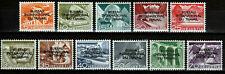 Schweiz-Ämter BIT / ILO 83-93 *, Aufdruck-Ausgabe