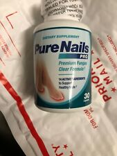 **Pure Nails Pro   Premium   Fungus Clear Formula   30 Caps Freeshipping **
