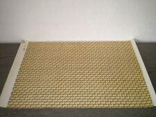 VERITABLE DECOR DE FOND PAPIER ANCIEN CBG MIGNOT = MUR GRANDE PIERRE 57 X45