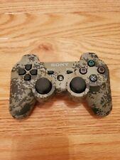 Genuine Sony DualShock 3 Urban Camouflage Controller - Model CECHZC2U Tested