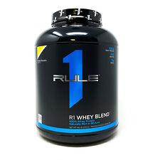 Rule One R1 Whey Blend 68 Srv 5LB 100% Whey Protein Powder ON Gold Standard