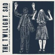 Nobody Wants to Be Here and Nobody Wants to Leave [Slipcase] by The Twilight Sad (CD, Oct-2014, Fat Cat)