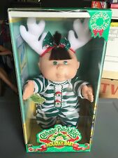 Cabbage Patch Kids Holiday Baby Kirsten Pat with original box
