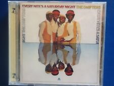 THE. DRIFTERS.        EVERY.  NITE S   A. SATURDAY. NIGHT.